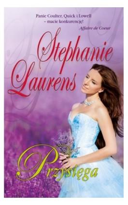 Przysięga - Stephanie Laurens - Ebook - 978-83-7551-424-7