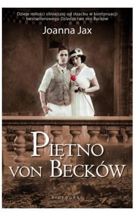 Piętno von Becków - Joanna Jax - Ebook - 978-83-7835-502-1