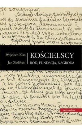 Kościelscy Ród fundacja nagroda - Wojciech Klas - Ebook - 978-83-242-1492-1