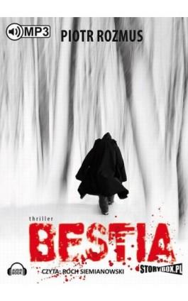 Bestia - Piotr Rozmus - Audiobook - 978-83-7927-375-1
