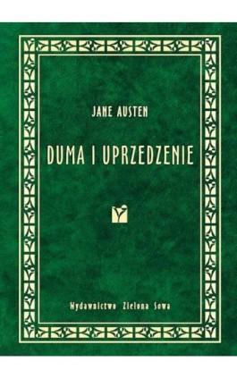 Duma i uprzedzenie - Jane Austin - Ebook - 978-83-7895-174-2
