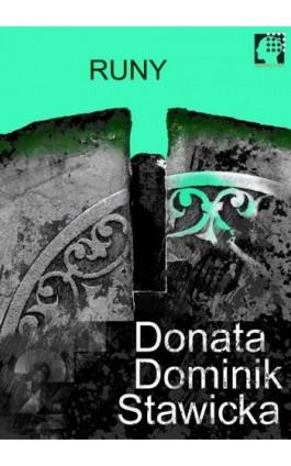 Runy - Donata Dominik-Stawicka - Ebook - 978-83-8041-001-5