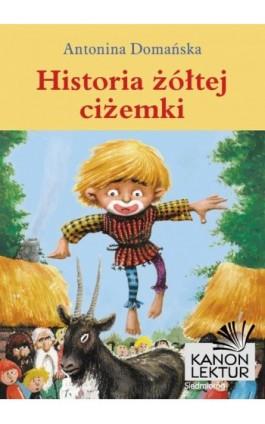 Historia żółtej ciżemki - Antonina Domańska - Ebook - 978-83-7791-545-5
