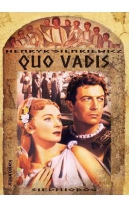 Quo vadis - Henryk Sienkiewicz - Ebook - 978-83-7791-855-5