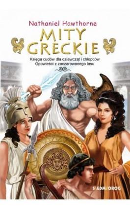 Mity greckie - Nathaniel Hawthorne - Ebook - 978-83-7791-915-6