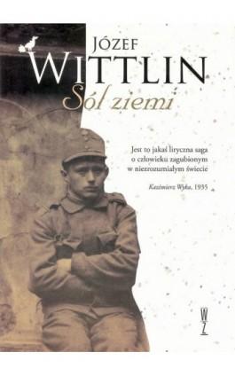 Sól ziemi - Józef Wittlin - Ebook - 978-83-939586-1-0