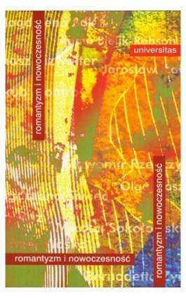 Romantyzm i nowoczesność - Ebook - 978-83-242-1014-5