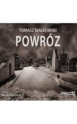 Powróz - Tomasz Białkowski - Audiobook - 978-83-7927-311-9