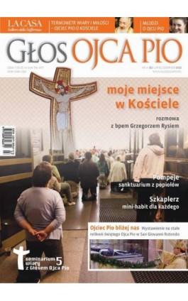 Głos Ojca Pio nr 4 (82) lipiec/sierpień 2013 - Praca zbiorowa - Ebook