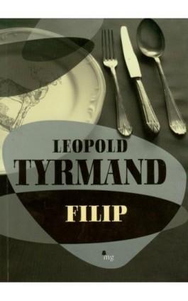 Filip - Leopold Tyrmand - Ebook - 978-83-7779-114-1