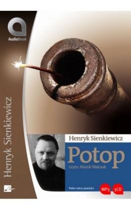Potop - Henryk Sienkiewicz - Audiobook - 978-83-60313-14-5