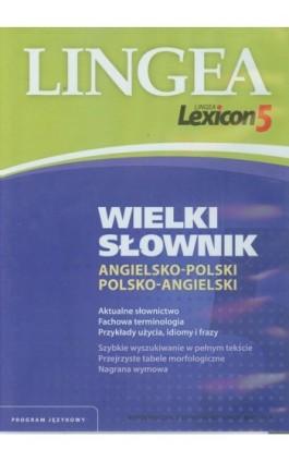 Wielki słownik angielsko-polski polsko-angielski (do pobrania) - Lingea - Ebook