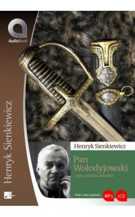 Pan Wołodyjowski - Henryk Sienkiewicz - Audiobook - 978-83-60313-15-2