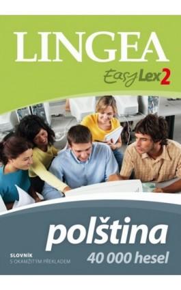 Lingea Easylex 2 Słownik czesko-polski i polsko-czeski (do pobrania) - Lingea - Ebook