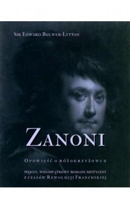 Zanoni - Edward Bulwer Lytton - Ebook - 978-83-7950-102-1