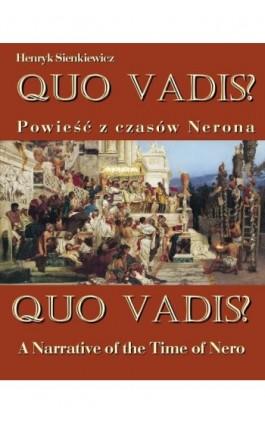 Quo vadis? - Henryk Sienkiewicz - Ebook - 978-83-7950-148-9