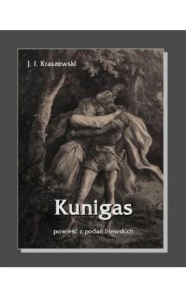 Kunigas - Józef Ignacy Kraszewski - Ebook - 978-83-7950-210-3