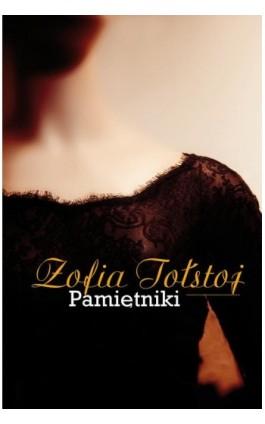 Pamiętniki - Zofia Tołstoj - Ebook - 978-83-7705-548-9