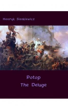 Potop  The Deluge - Henryk Sienkiewicz - Ebook - 978-83-7950-183-0
