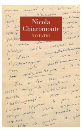Notatki - Nicola Chiaromonte - Ebook - 978-83-7453-172-6