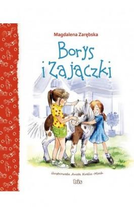 Borys i zajaczki - Magdalena Zarębska - Ebook - 978-83-7551-469-8