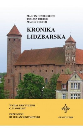 Kronika Lidzbarska - Marcin Oesterreich - Ebook - 978-83-618-6470-7