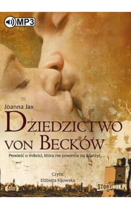 Dziedzictwo von Becków - Joanna Jax - Audiobook - 978-83-7927-389-8