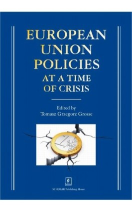 European Union Policies at a Time of Crisis - Tomasz Grzegorz Grosse - Ebook - 978-83-7383-826-0