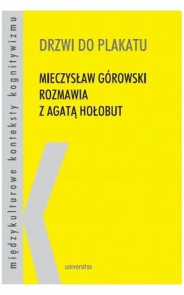 Drzwi do plakatu - Mieczysław Górowski - Ebook - 978-83-242-1008-4