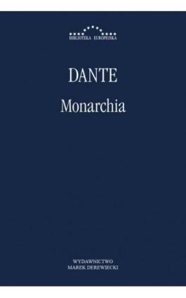 Monarchia - Dante Alighieri - Ebook - 978-83-64408-27-4