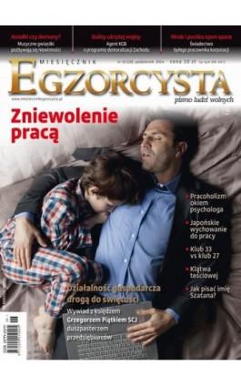 Miesięcznik Egzorcysta. Październik 2014 - Praca zbiorowa - Ebook