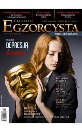 Miesięcznik Egzorcysta. Listopad 2014 - Praca zbiorowa - Ebook