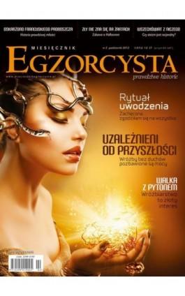 Miesięcznik Egzorcysta. Październik 2012 - Praca zbiorowa - Ebook