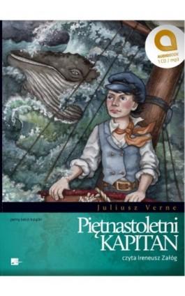 Piętnastoletni kapitan - Juliusz Verne - Audiobook - 978-83-60313-45-9