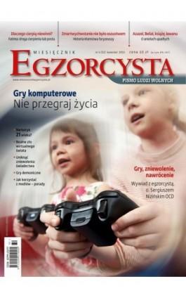 Miesięcznik Egzorcysta. Kwiecień 2015 - Praca zbiorowa - Ebook