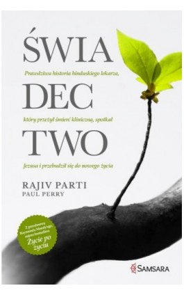 Świadectwo - Rajiv Parti - Ebook - 978-83-65442-23-9
