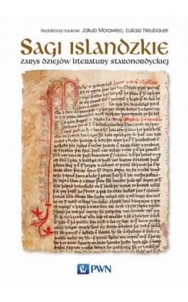 Sagi islandzkie - Ebook - 978-83-01-18651-7