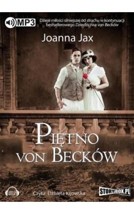 Piętno von Becków - Joanna Jax - Audiobook - 978-83-7927-673-8