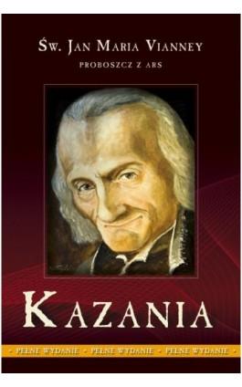 Kazania tom 2 - Jan Maria Vianney - Ebook - 978-83-257-0665-4