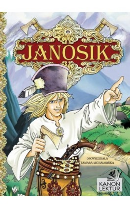 Janosik - Tamara Michałowska - Ebook - 978-83-7791-559-2