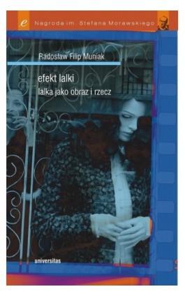 Efekt lalki - Radosław Filip  Muniak - Ebook - 978-83-242-1456-3