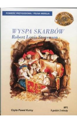 Wyspa Skarbów - Robert Louis Stevenson - Audiobook - 978-83-7699-883-1