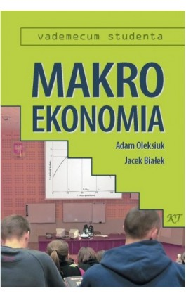 Makroekonomia - Adam Oleksiuk - Ebook - 978-83-87251-12-3