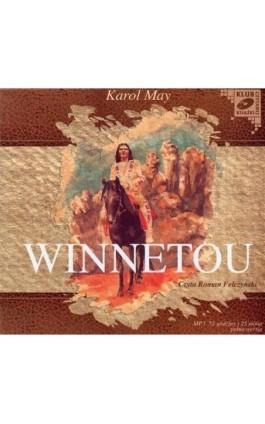 Winnetou t.1/3 - Karol May - Audiobook - 978-83-7699-807-7