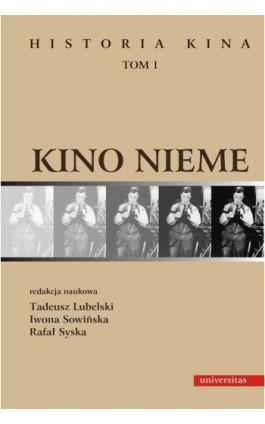 Kino nieme - Ebook - 978-83-242-1536-2