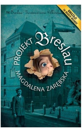 Projekt Breslau - Magdalena Zarębska - Ebook - 978-83-7551-491-9