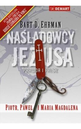Naśladowcy Jezusa - Bart D. Ehrman - Ebook - 978-83-7427-805-8