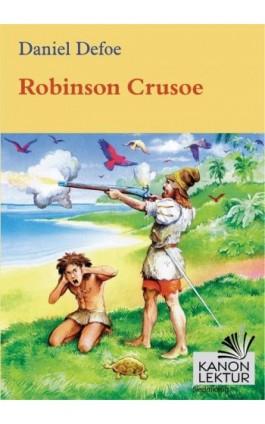 Robinson Crusoe - Daniel Defoe - Ebook - 978-83-7791-552-3