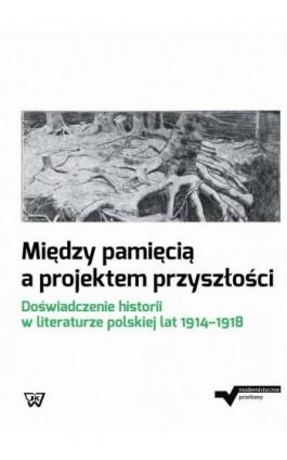 Między pamięcią a projektem przyszłości - Ebook - 978-83-8090-249-7