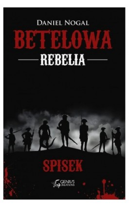 Betelowa rebelia Spisek - Daniel Nogal - Ebook - 978-83-7995-075-1